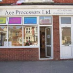 Ace Processors Ltd. Shop Front